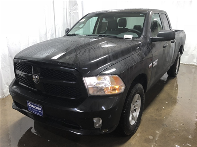 2018 Ram 1500 Quad Cab 4x4, Pickup #T1836 - photo 1