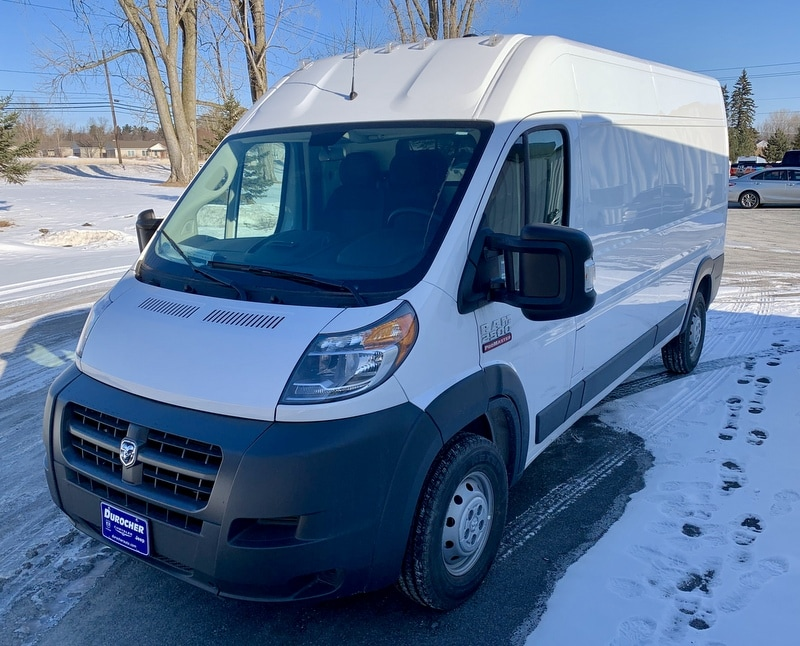 2018 ProMaster 2500 High Roof FWD,  Empty Cargo Van #T18364 - photo 1