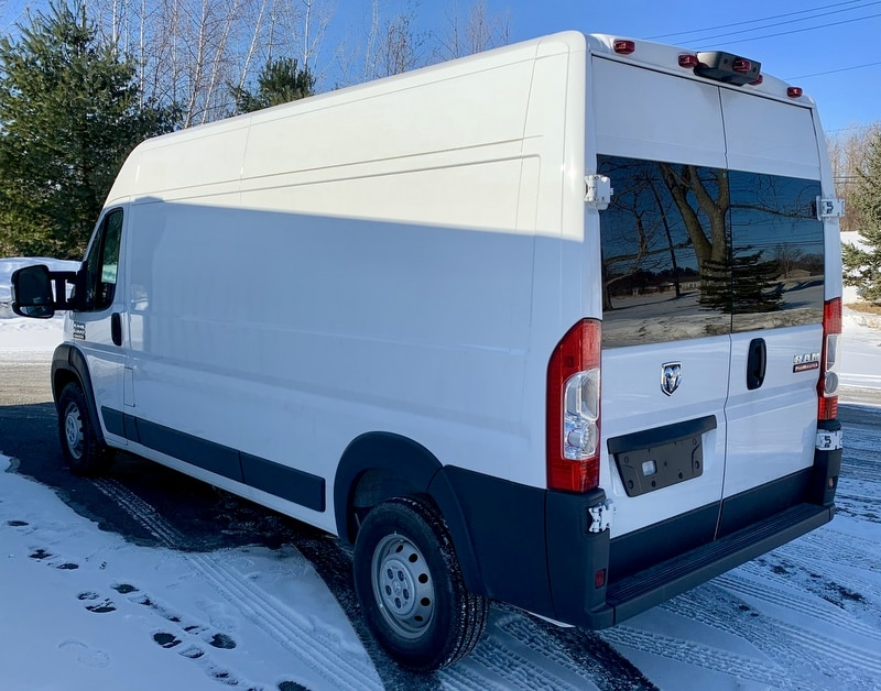 2018 ProMaster 2500 High Roof FWD,  Empty Cargo Van #T18364 - photo 3