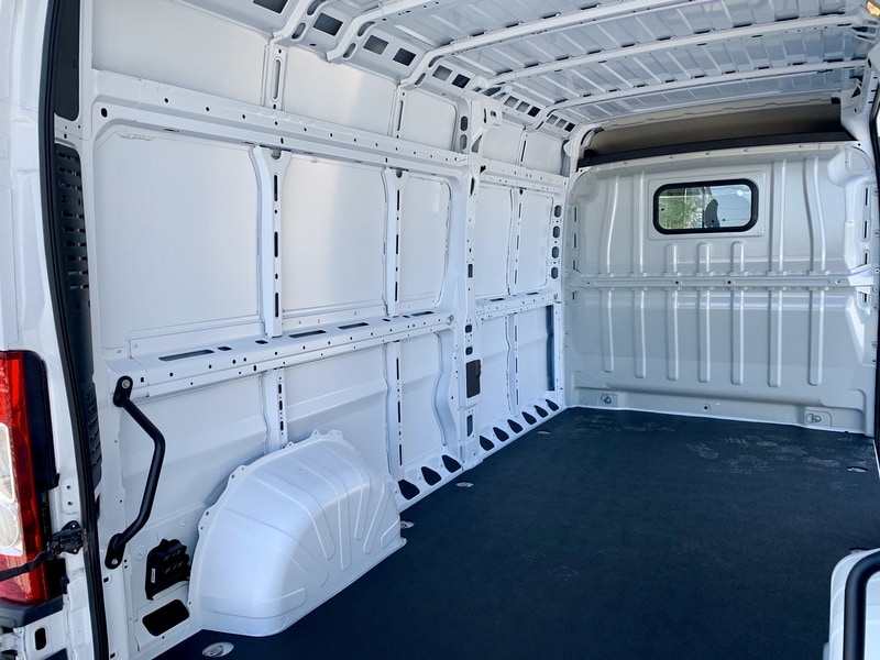 2018 ProMaster 2500 High Roof FWD,  Empty Cargo Van #T18364 - photo 7