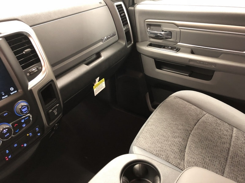 2018 Ram 1500 Quad Cab 4x4 Pickup #T1843 - photo 15