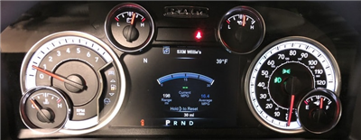 2018 Ram 1500 Quad Cab 4x4 Pickup #T1843 - photo 11