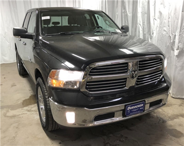 2018 Ram 1500 Quad Cab 4x4 Pickup #T1843 - photo 4