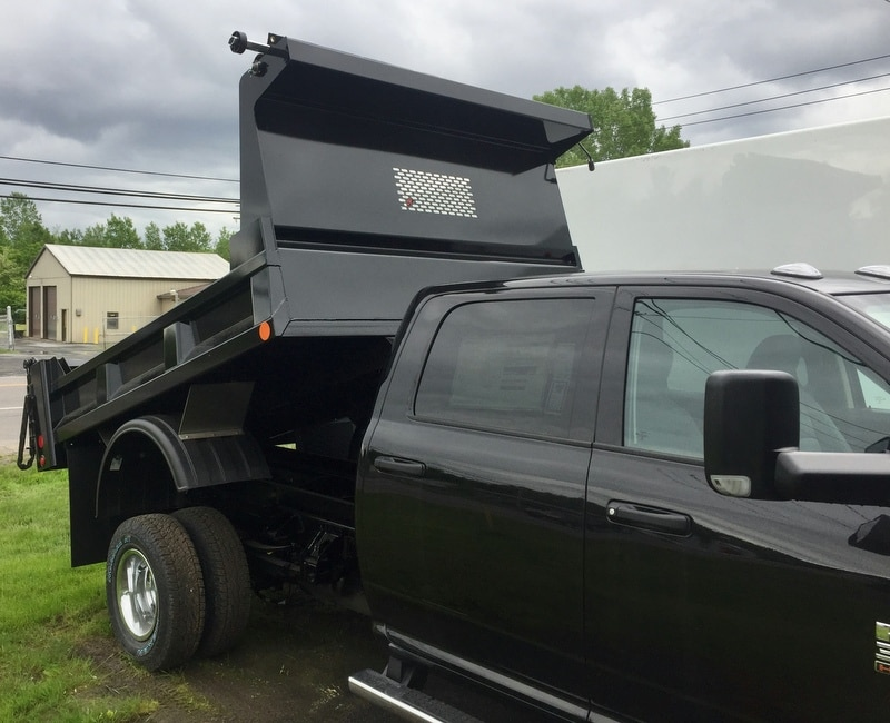 2018 Ram 3500 Crew Cab DRW 4x4,  Iroquois Dump Body #T1851 - photo 13
