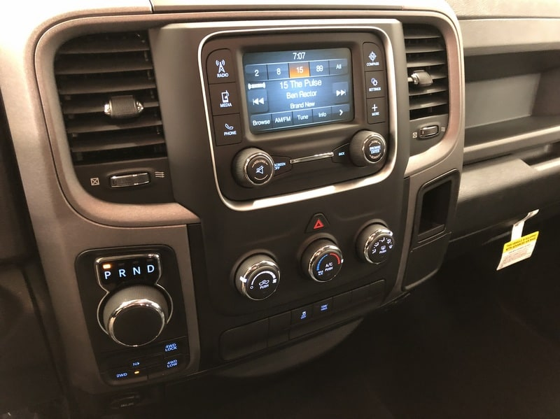 2018 Ram 1500 Quad Cab 4x4, Pickup #T1852 - photo 12