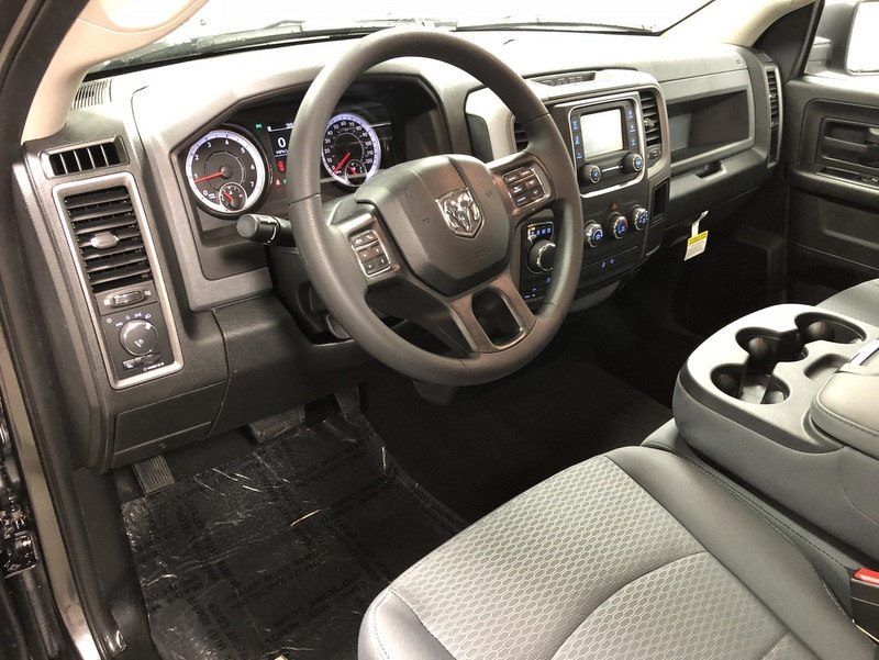 2018 Ram 1500 Quad Cab 4x4, Pickup #T1852 - photo 8