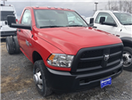 2018 Ram 3500 Regular Cab DRW 4x4, Cab Chassis #T1864 - photo 4