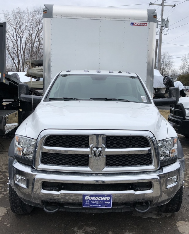 2018 Ram 5500 Regular Cab DRW, Morgan Dry Freight #T1878 - photo 5