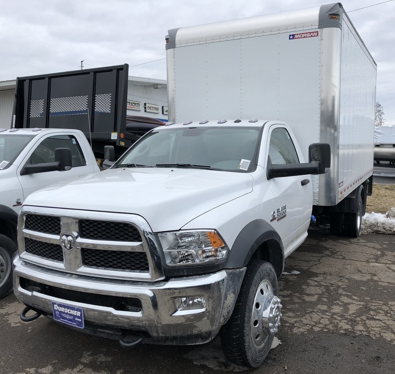 2018 Ram 5500 Regular Cab DRW, Morgan Dry Freight #T1878 - photo 12