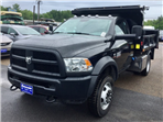2018 Ram 5500 Regular Cab DRW 4x4,  Iroquois Dump Body #T1895 - photo 1