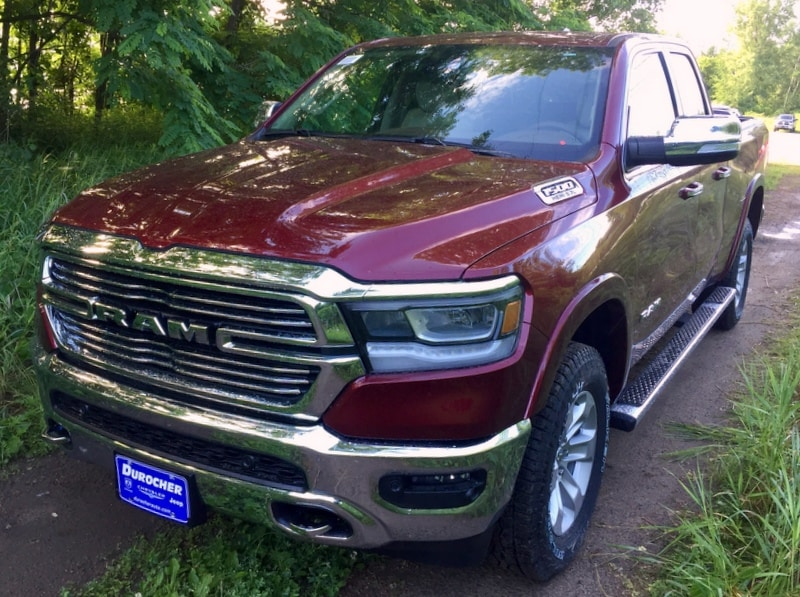 2019 Ram 1500 Quad Cab 4x4,  Pickup #T1906 - photo 1