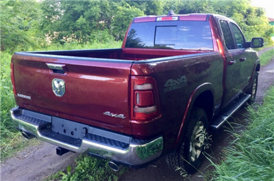 2019 Ram 1500 Quad Cab 4x4,  Pickup #T1906 - photo 3