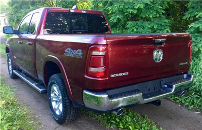 2019 Ram 1500 Quad Cab 4x4,  Pickup #T1906 - photo 2