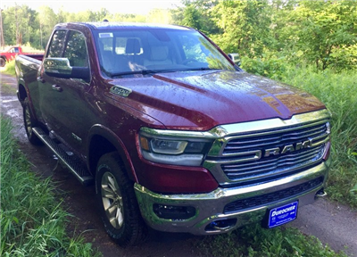 2019 Ram 1500 Quad Cab 4x4,  Pickup #T1906 - photo 4