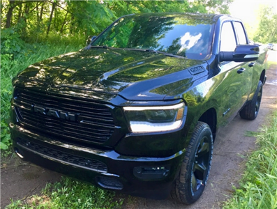 2019 Ram 1500 Quad Cab 4x4,  Pickup #T1908 - photo 1