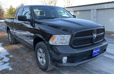 2019 Ram 1500 Quad Cab 4x4,  Pickup #T19100 - photo 4
