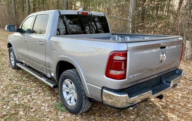 2019 Ram 1500 Crew Cab 4x4,  Pickup #T19101 - photo 1