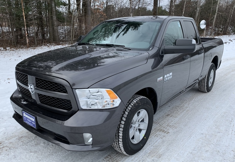 2019 Ram 1500 Quad Cab 4x4,  Pickup #T19111 - photo 3
