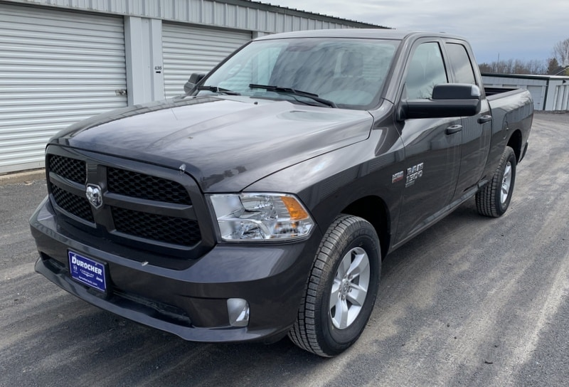 2019 Ram 1500 Quad Cab 4x4,  Pickup #T19111 - photo 1