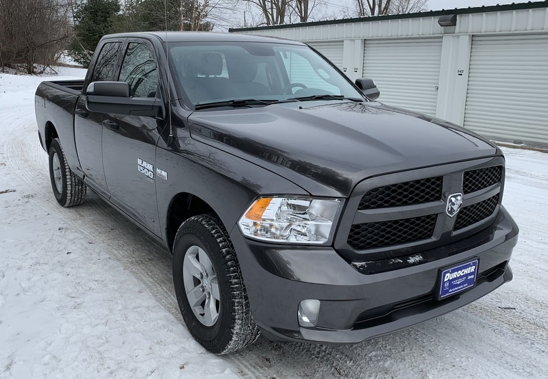 2019 Ram 1500 Quad Cab 4x4,  Pickup #T19111 - photo 4
