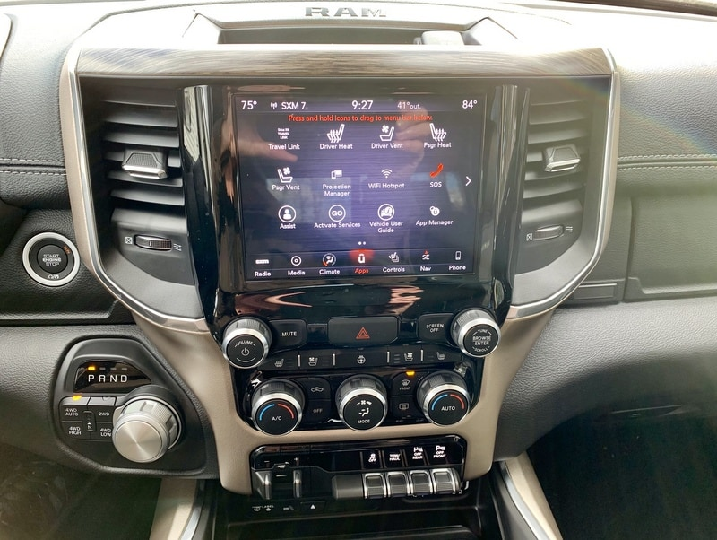 2019 Ram 1500 Crew Cab 4x4,  Pickup #T19113 - photo 11