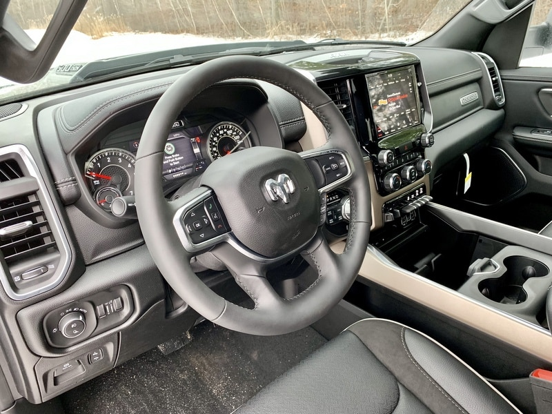 2019 Ram 1500 Quad Cab 4x4,  Pickup #T19114 - photo 8