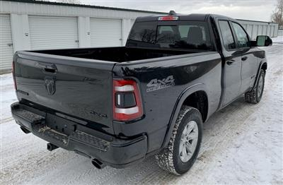 2019 Ram 1500 Quad Cab 4x4,  Pickup #T19114 - photo 3
