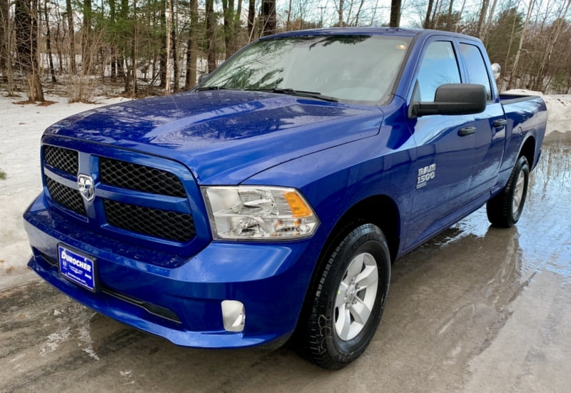 2019 Ram 1500 Quad Cab 4x4,  Pickup #T19119 - photo 1