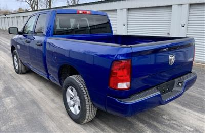 2019 Ram 1500 Quad Cab 4x4,  Pickup #T19119 - photo 2