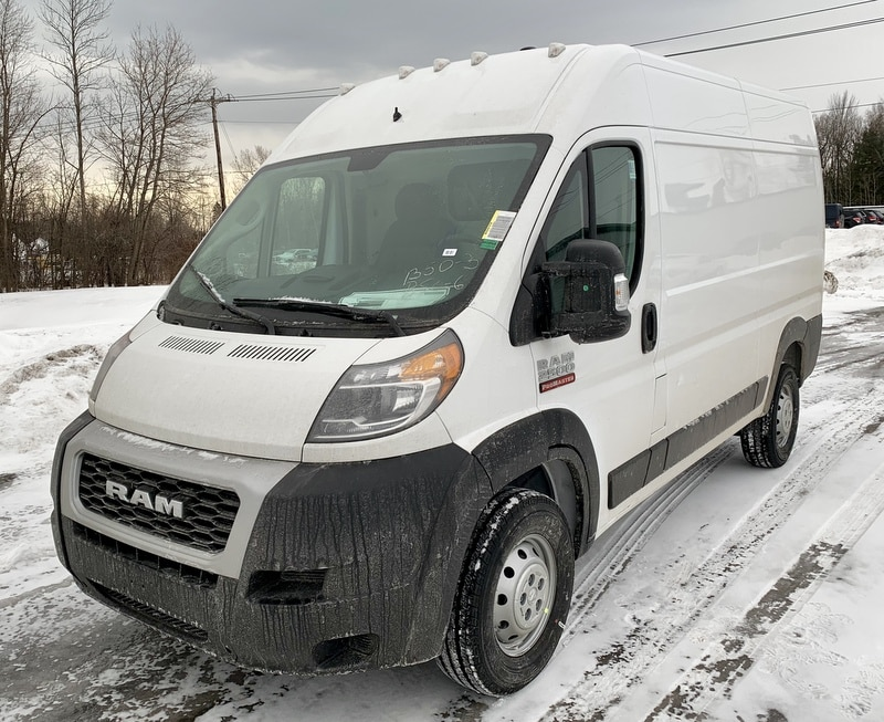 2019 ProMaster 2500 High Roof FWD,  Empty Cargo Van #T19121 - photo 1