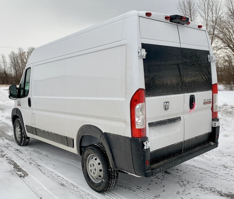 2019 ProMaster 2500 High Roof FWD,  Empty Cargo Van #T19121 - photo 3