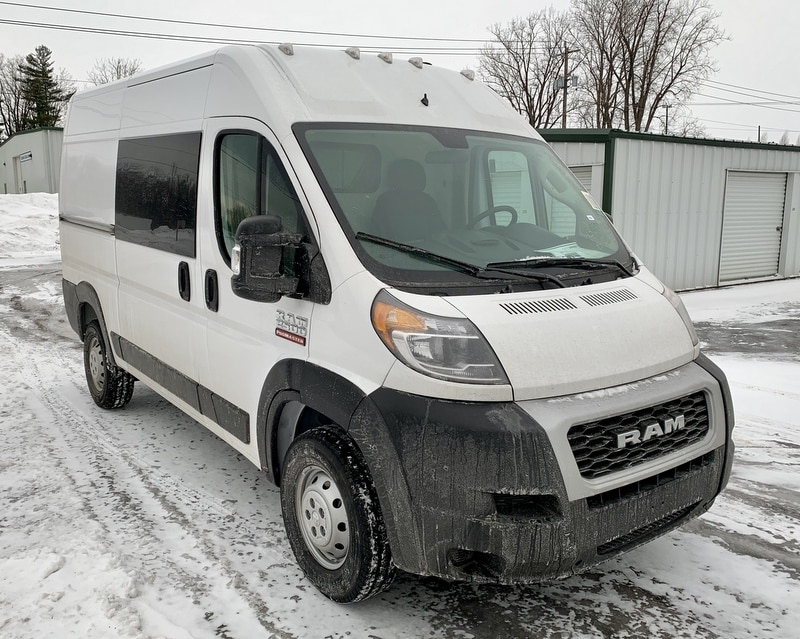 2019 ProMaster 2500 High Roof FWD,  Empty Cargo Van #T19121 - photo 5