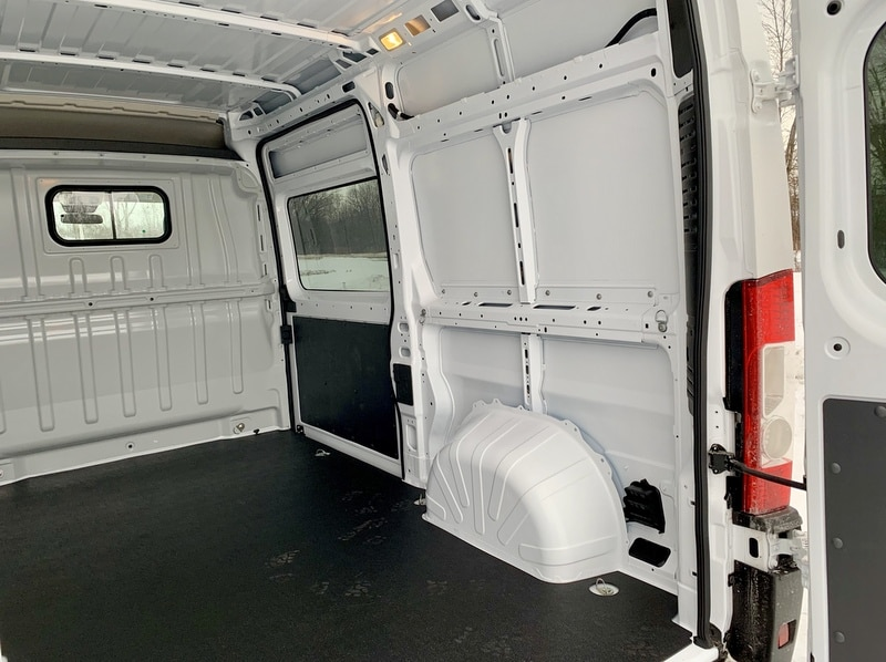 2019 ProMaster 2500 High Roof FWD,  Empty Cargo Van #T19121 - photo 2