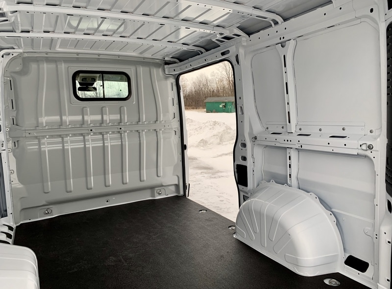 2019 ProMaster 1500 Standard Roof FWD,  Empty Cargo Van #T19122 - photo 2