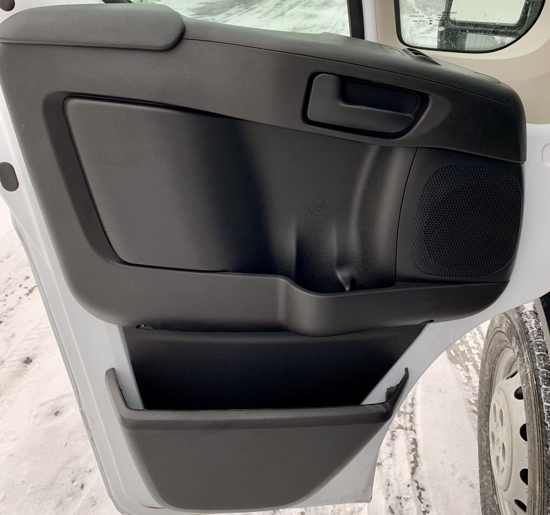 2019 ProMaster 1500 Standard Roof FWD,  Empty Cargo Van #T19122 - photo 6