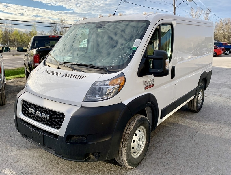 2019 ProMaster 1500 Standard Roof FWD,  Empty Cargo Van #T19122 - photo 1