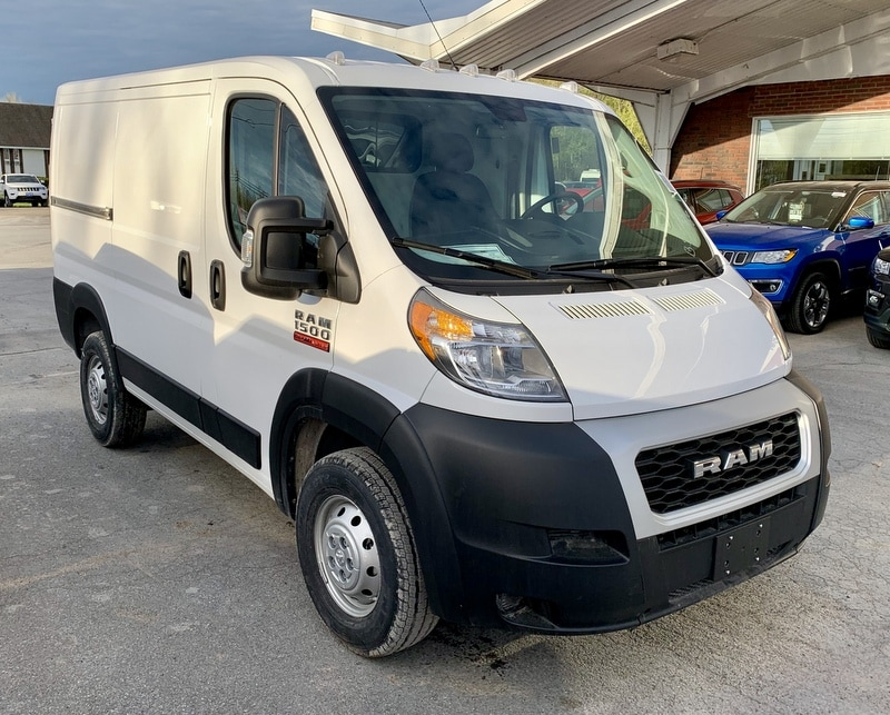 2019 ProMaster 1500 Standard Roof FWD,  Empty Cargo Van #T19122 - photo 14