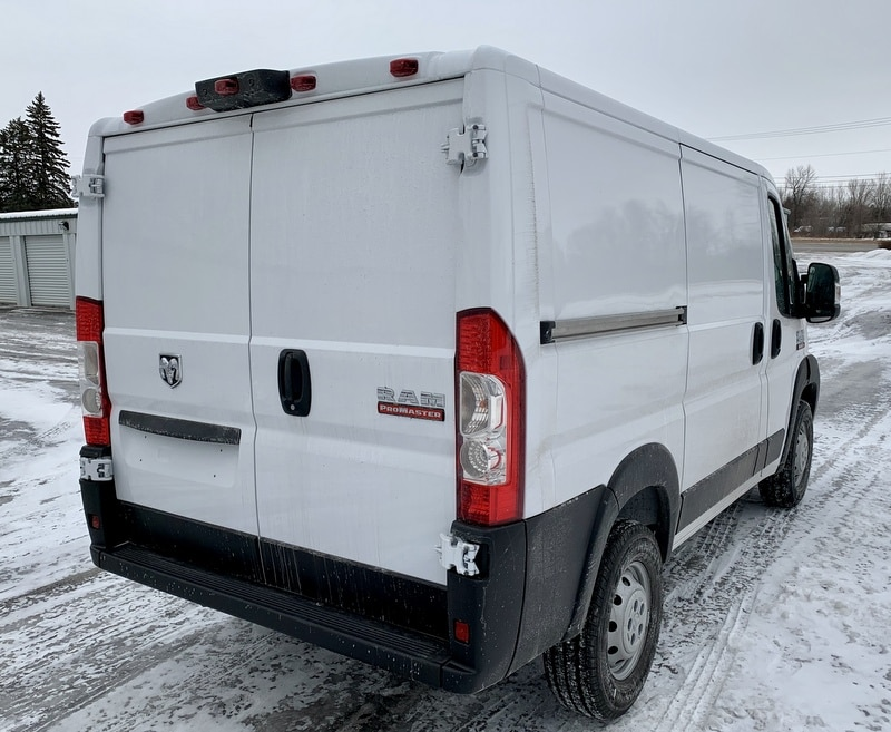2019 ProMaster 1500 Standard Roof FWD,  Empty Cargo Van #T19122 - photo 4