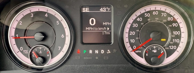 2019 Ram 1500 Quad Cab 4x4,  Pickup #T19123 - photo 10