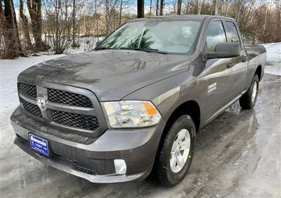 2019 Ram 1500 Quad Cab 4x4,  Pickup #T19123 - photo 1