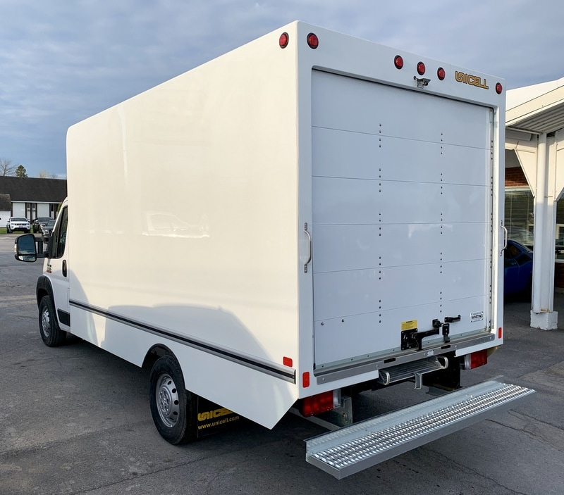 2019 ProMaster 3500 Standard Roof FWD,  Unicell Cutaway Van #T19126 - photo 1