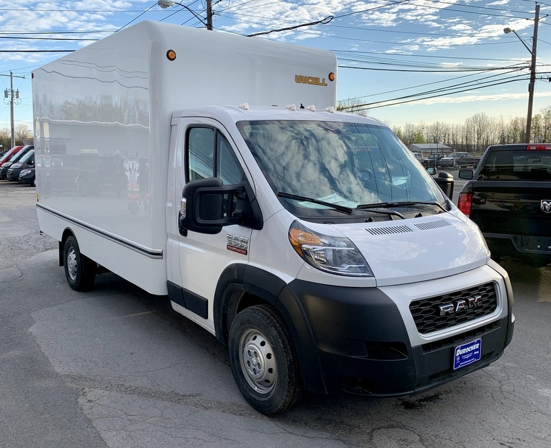 2019 ProMaster 3500 Standard Roof FWD,  Unicell Classicube Cutaway Van #T19126 - photo 16
