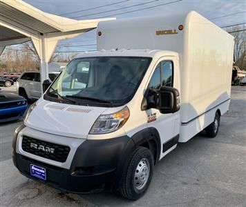 2019 ProMaster 3500 Standard Roof FWD,  Unicell Classicube Cutaway Van #T19126 - photo 1