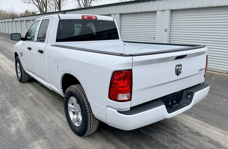 2019 Ram 1500 Quad Cab 4x4,  Pickup #T19129 - photo 1