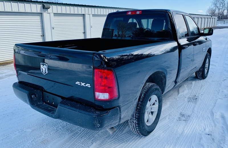2019 Ram 1500 Quad Cab 4x4,  Pickup #T19131 - photo 3