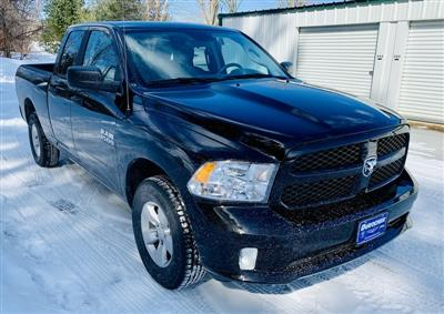 2019 Ram 1500 Quad Cab 4x4,  Pickup #T19131 - photo 4