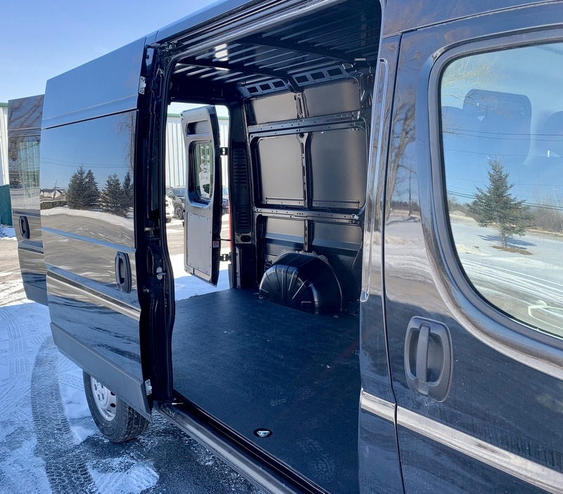 2019 ProMaster 1500 High Roof FWD,  Empty Cargo Van #T19133 - photo 5