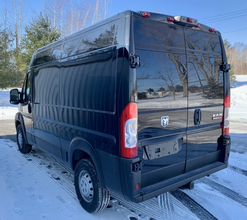 2019 ProMaster 1500 High Roof FWD,  Empty Cargo Van #T19133 - photo 3