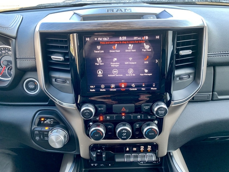 2019 Ram 1500 Crew Cab 4x4,  Pickup #T19135 - photo 8