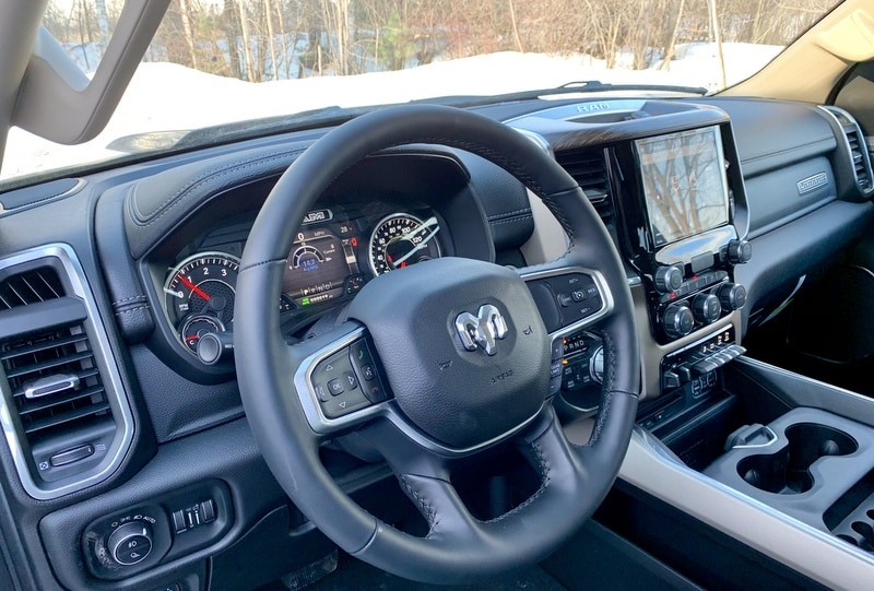 2019 Ram 1500 Crew Cab 4x4,  Pickup #T19137 - photo 9